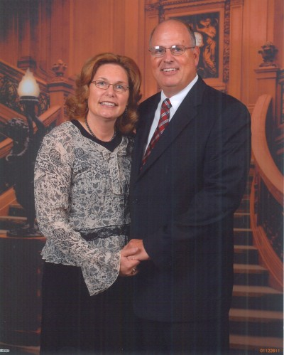 Pastor and Mrs. Kingsbury 1